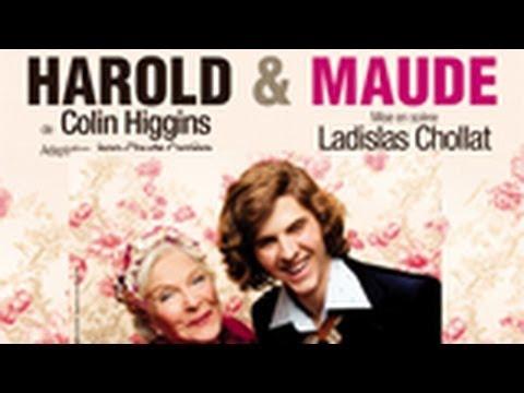 """Harold et Maude en Tournée """"Une comédie amoureusement drôle !"""""""