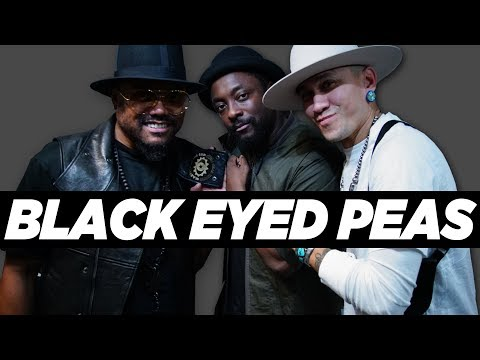 Black Eyed Peas and Marvel Combine Forces for An Epic Comic Experience