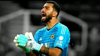 Rui Patrício - Portugal's Best Keeper - Outstanding Savings Skills!! (HD)