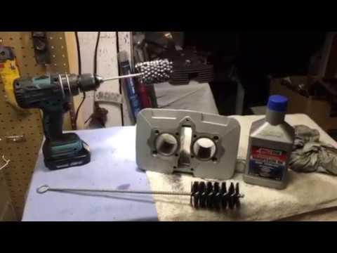Honda rebel 250 engine rebuild