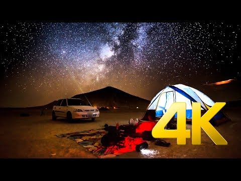 Timedrift Montage - Pakistan - 4K Ultra HD