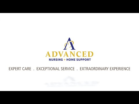 Advanced Nursing & Home Support | In-Home Skilled Nursing | Senior Care DC, MD, VA