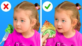 25 Clever Tricks For Parents That Will Make Life Easier