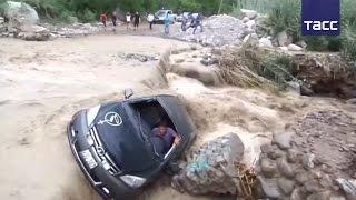 В Перу продолжаются разрушительные наводнения