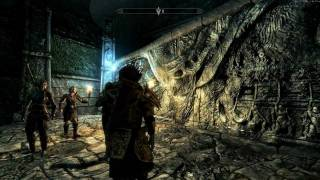 Elder Scrolls V: Skyrim Walkthrough in 1080p, Part 58: Karthspire, Sky Haven Temple, & Alduin's Wall(Part 58: The Karthspire Puzzles, Sky Haven Temple, and Alduin's Wall (Quest: Alduin's Wall) Click Here for Next Video: ..., 2011-12-17T08:29:52.000Z)