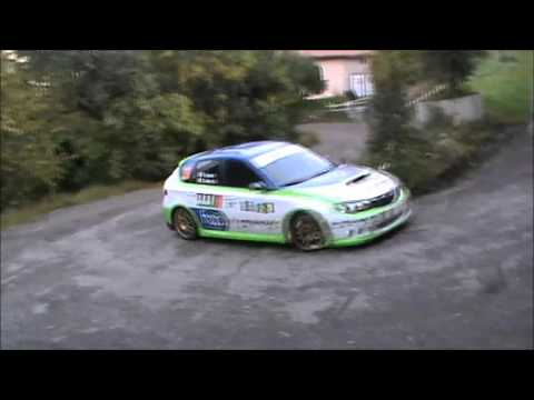 Ermanno Dionisio Rally Due Valli 2015