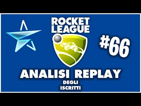 Analisi 3v3(Quagny: Platino2) - Rocket League TRIPLO ITA [#66] thumbnail