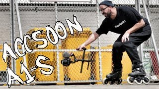 ACCSOON A1-S 3 Axis gimbal for skating