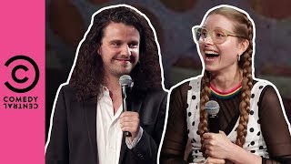 Savagely Roasting Your Ex | Brand New Roast Battle On Comedy Central