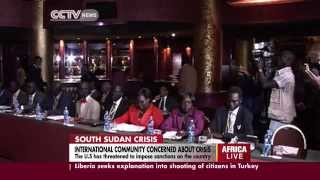 United States Threatens South Sudan With Sanctions