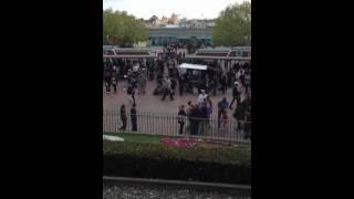 Modern Family at Disneyland