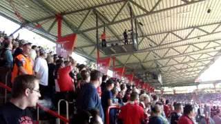 1. FC Union Berlin - VfL Bochum 20.08.2011 - Eisern Union