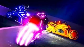 GTA V  Shotaro (Tron Motor) Nasıl Alınır!!!