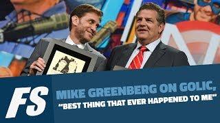 Mike Greenberg on Golic,