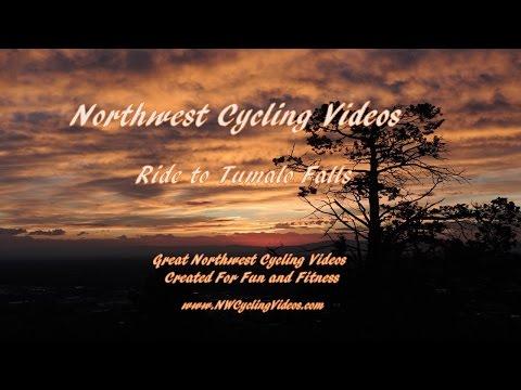 Northwest Cycling Videos - Ride to Tumalo Falls