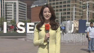 [날씨] 서쪽 초여름 더위…내일 비, 고온 꺾여 / 연합뉴스TV (YonhapnewsTV)