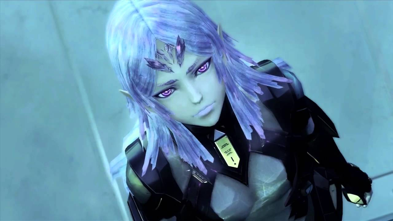 Lets Play Xenoblade Chronicles X Part 25 finale elma's truth - YouTube