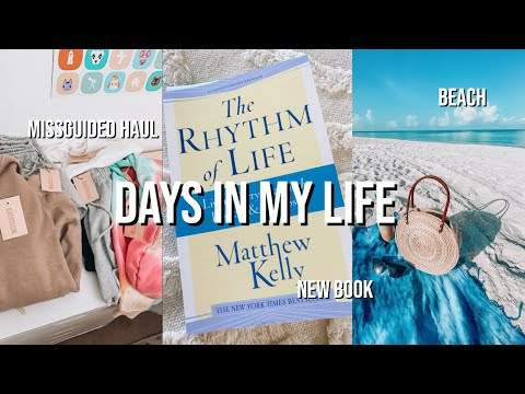VLOG: Going To The Beach Alone, New Book, Missguided Haul, Etc