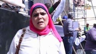 وقفة احتاججية أمام نقابة الصحفيين للمطالبة بوقف تطبيق قانون الخدمة المدنية وإقالة الحكومة