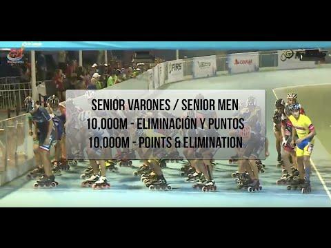 10,000m Elim/Pts Senior Varones - Campeonato del Mundo, Nanjing 2016
