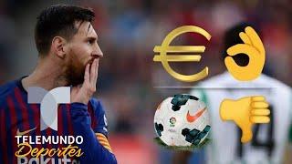 Filtran los salarios del Barcelona y nadie cree que sea cierto   Telemundo Deportes