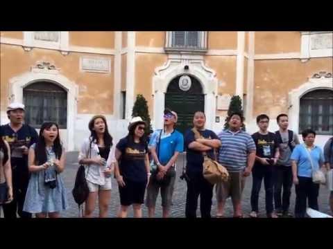 Soleram (arr. Josu Elberdin) - Vox Angelorum Choir-MBK @ Rome