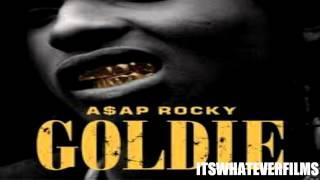 A$ap Rocky Goldie  Clean Version