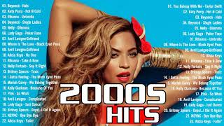 Best Of 2000s |  P!nk , Pitbull, Pharrell Williams, Eminem, Jennifer Lopez, Rihanna, Beyoncé