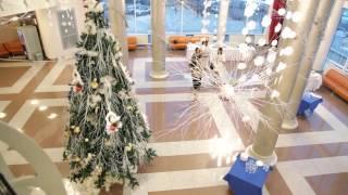 Новогодний ролик ITMH 2014