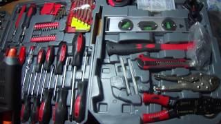 видео Набор инструментов Komfortmax kf 1062 на 187 предметов  Отзывы, где купить в Минске(, 2013-12-20T11:18:06.000Z)