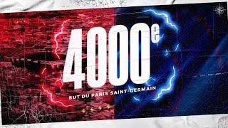 TANGUY KOUASSI - 4000e BUT DU PARIS SAINT-GERMAIN