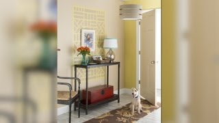 Sophisticated Entryways