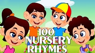 Top 100 Nursery Rhymes Collection For Children - Biggest Rhymes Collection | Baby Songs Collection