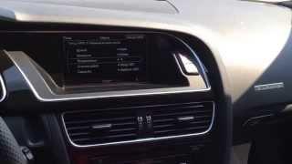 setup menu for an audi a4 s4 allroad a5 s5 rs5 q5 sq5 equipped with mmi navigation