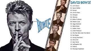 David Bowie Greatest Hits Playlist - Best Of David Bowie Full Album 2020