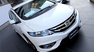 2015 Honda JADE Hybrid Moduro