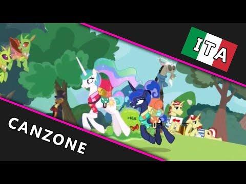 [ITALIAN] My Little Pony Canzone: Lotta Little Things [+Ripresa] [HD]