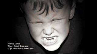 Heiko Voss / Desinteresse