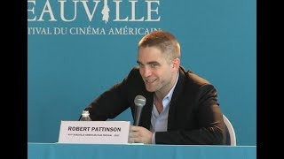 [Deauville 2017] Good Time Press Conference Robert Pattinson, Benny Safdie & Josh Safdie