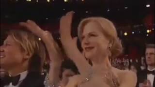 Nicole Kidman's 'weird' clapping at the Oscars looks KIND OF like the Pale Man (Pan's Labyrinth)