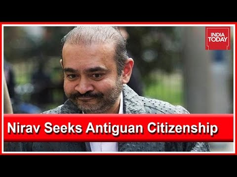 Nirav Modi Applies For Antiguan Citizenship, Gets Rejected