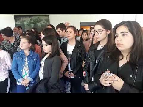 Los ganadores del certamen periodístico de El Progreso reciben sus galardones