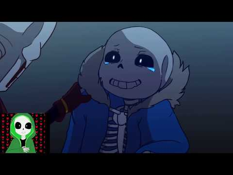 Reaction to '[Undertale] ECHO - Animation'