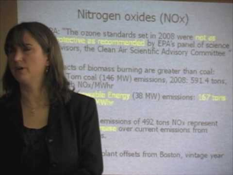 Mary Booth on Springfield biomass plant - Part 2