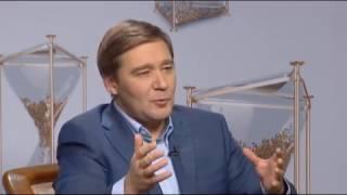 Виктор Терентьев гость в студии телепередачи Лобби Хол