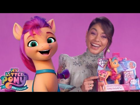 My Little Pony: A New Generation | Vanessa Hudgens and Sofia Carson see themselves as Ponies