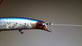 빠르고 쉬운 낚시매듭 Quick and Easy Fishing Knot