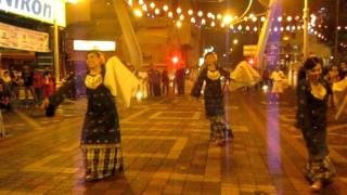 tarian songket@ central market- CITRASARI DANCE TROUPE