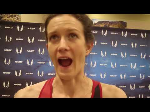 Kate Grace Explains Her Last-Place Finish at 2018 USA Indoors