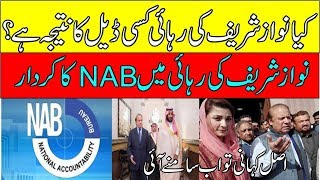 Role of NAB in Nawaz Sharif Release in Islamabad High Court